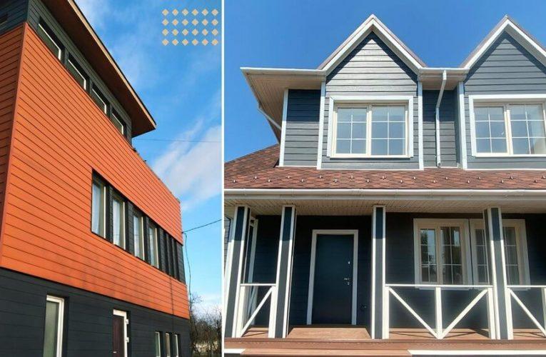 Фибросайдинг для фасада: идеальное сочетание эстетики и долговечности для вашего дома