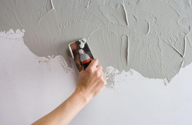 Какая штукатурка для стен лучше?