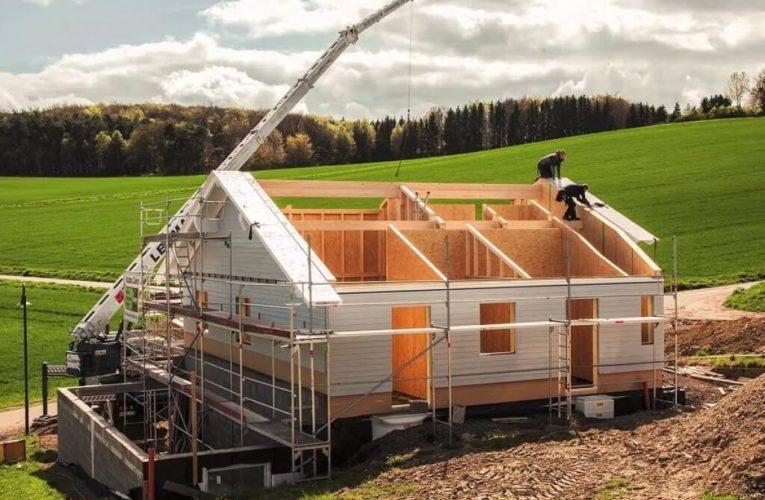 Этапы и ход строительства зданий